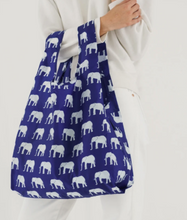 Load image into Gallery viewer, Blue Elephant BAGGU