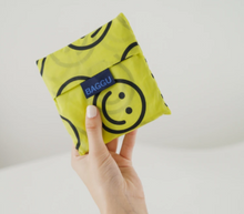 Load image into Gallery viewer, Yellow Happy BAGGU