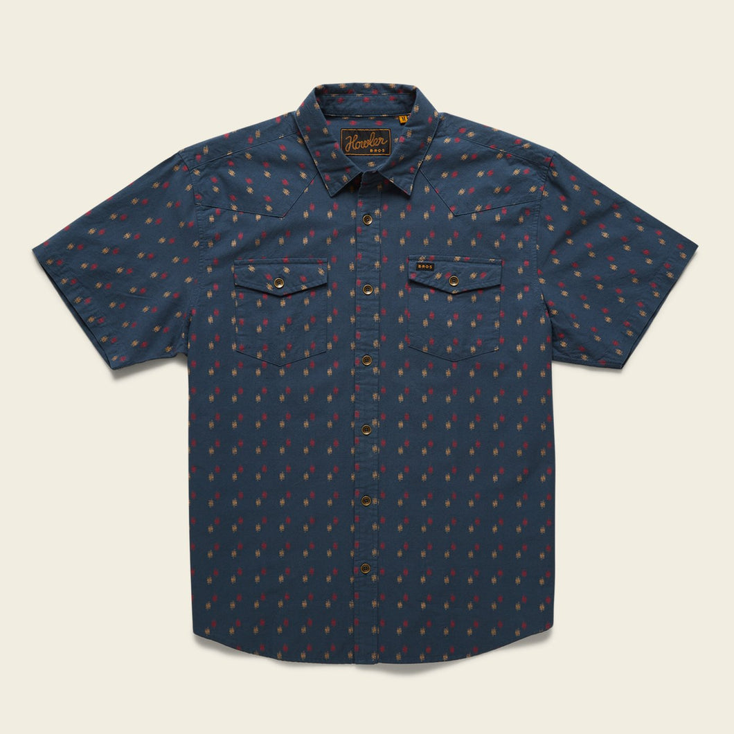 Sheridan Short Sleeve- Double Vision