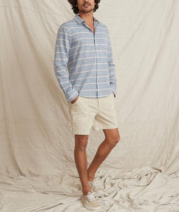 Newport Button Down