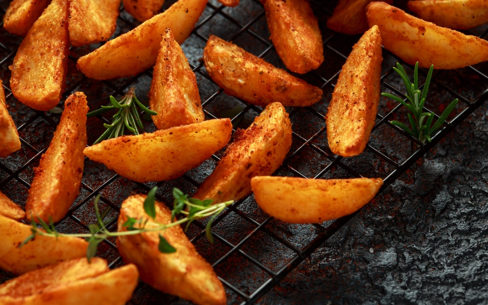 Spicy Potato Wedges (2.5Kg)
