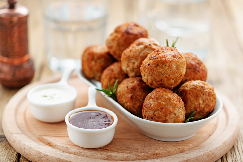 Frozen Chicken Kofta (500G)