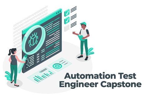 Automation test engineer Capstone