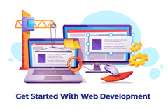 Phase 1 - Get started with web development