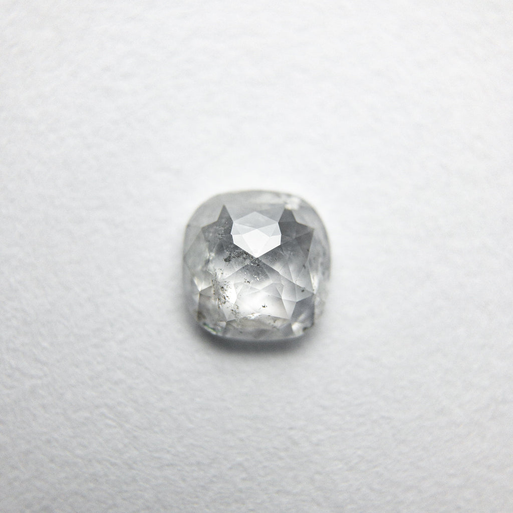 0.43ct Cushion Rose Cut Diamond