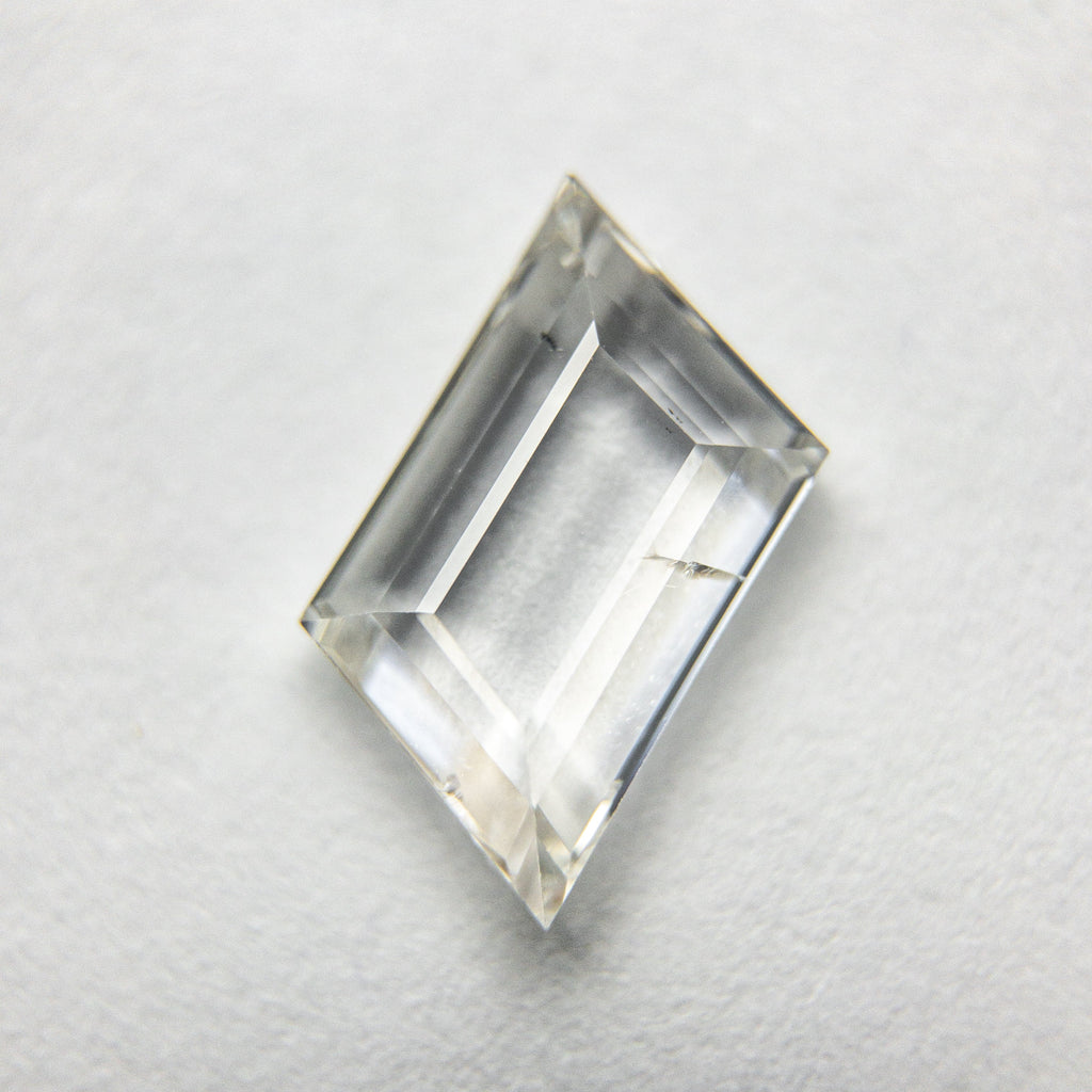 1.08ct Geometric Portrait Cut Diamond