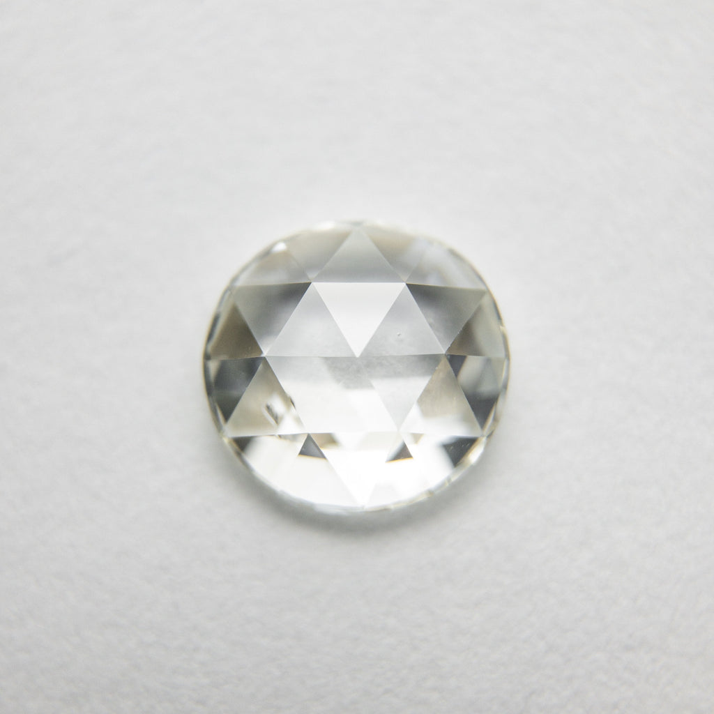1.04ct Round Rose Cut Diamond