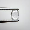 0.59ct Cushion Rose Cut Diamond