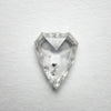 1.26ct Shield Rose Cut Diamond