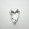 1.10ct Shield Rose Cut Diamond