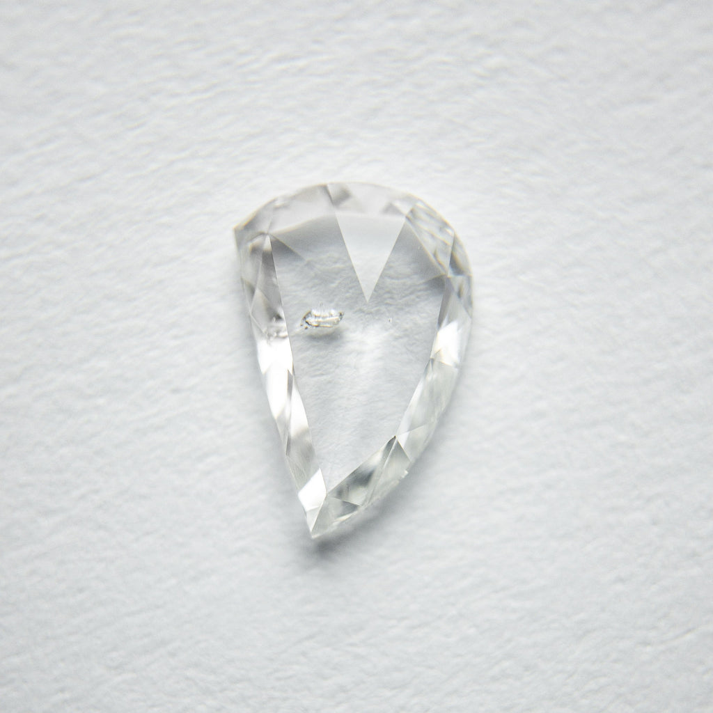 0.65ct 7.88x5.10x1.66mm Amorphous Rosecut 18117-13