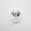 0.79ct 6.73x5.32x3.04mm Shield Step Cut 18129-07