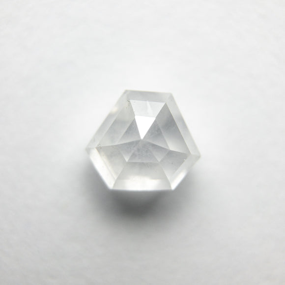 1.16ct Geometric Rose Cut Diamond