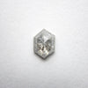 0.64ct Hexagon Rose Cut Diamond