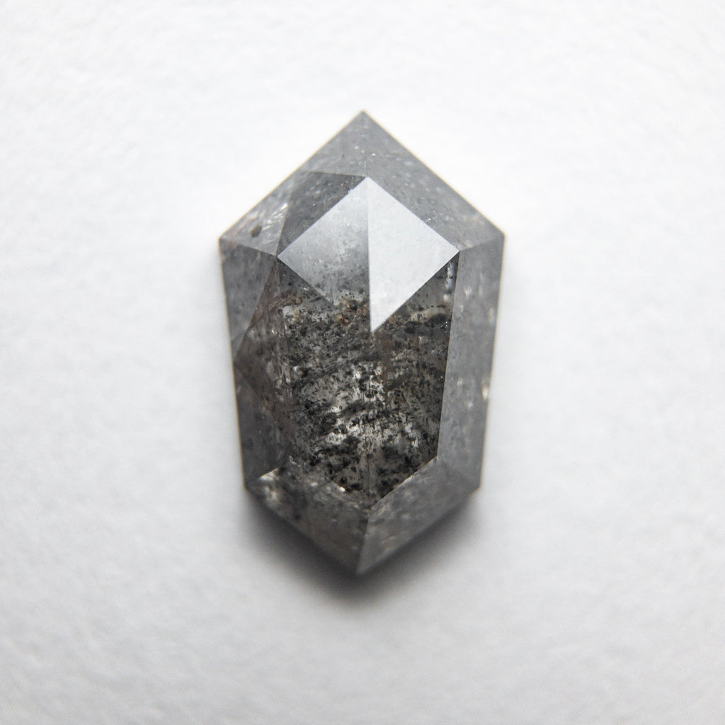1.78ct Shield Rose Cut Diamond