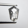 1.06ct Shield Rose Cut Diamond