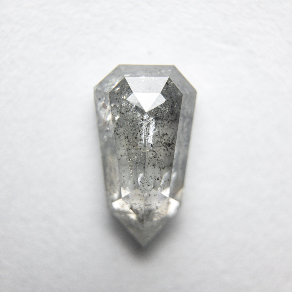 1.69ct Shield Rose Cut Diamond