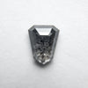 0.97ct Shield Rose Cut Diamond
