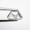 1.16ct Trapezoid Rose Cut Diamond