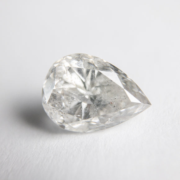 2.09ct 9.61x6.94x4.93mm Pear Brilliant 18181-01 hold D689