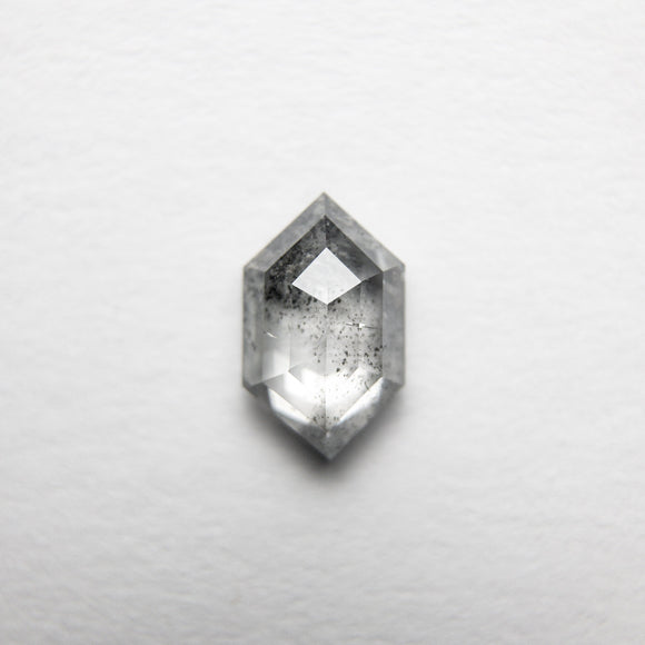 0.55ct Hexagon Rose Cut Diamond