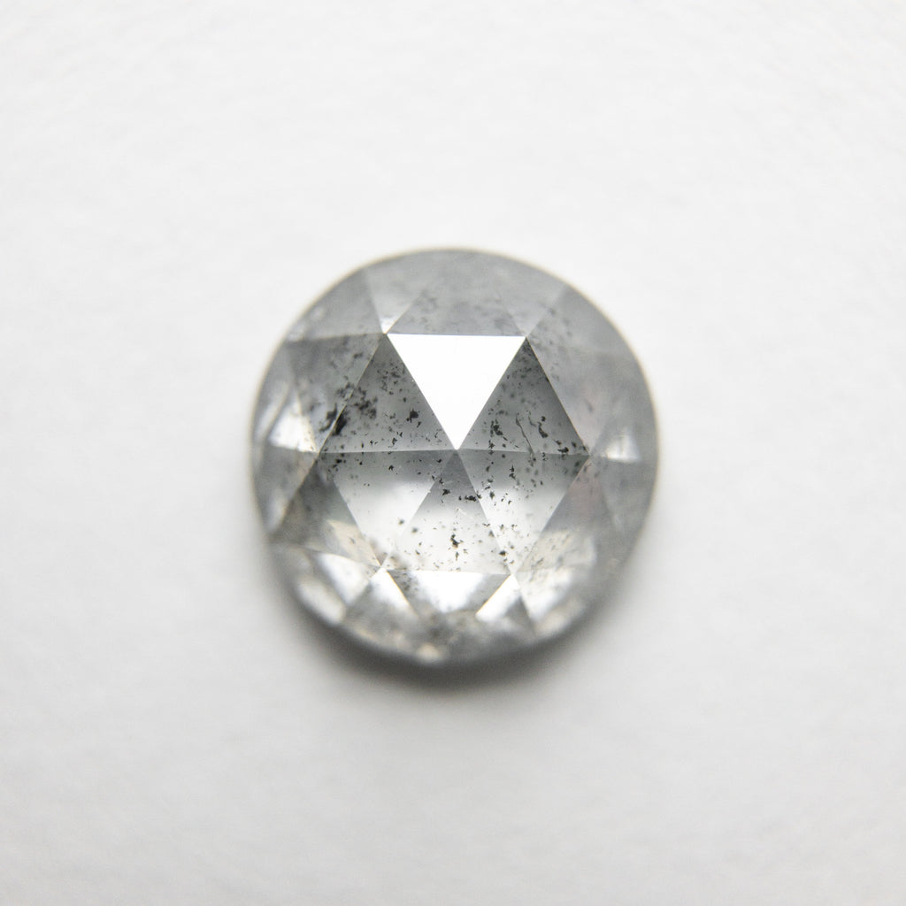 1.67ct Round Rose Cut Diamond
