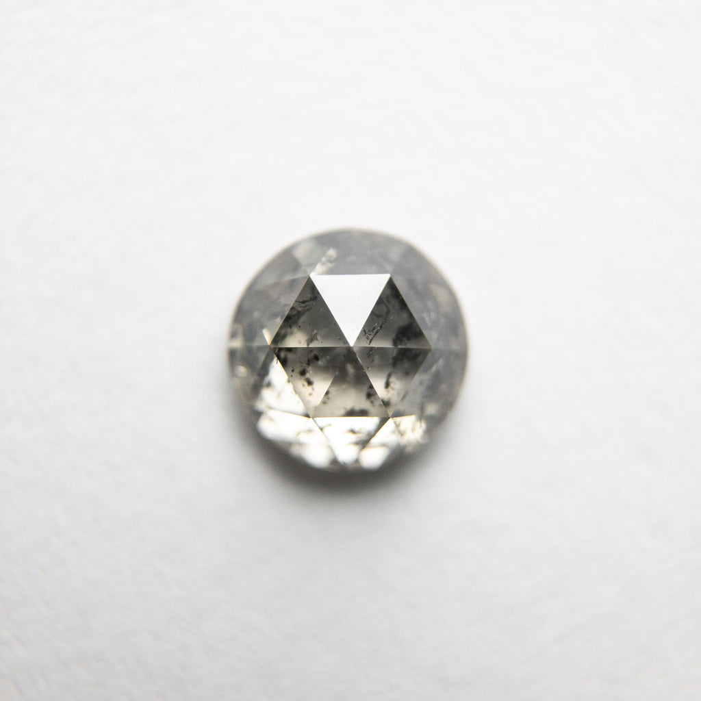 0.82ct Round Rose Cut Diamond