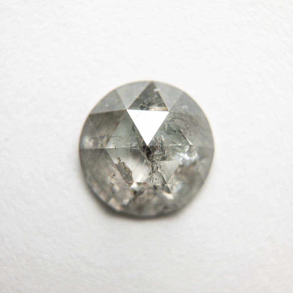 1.30ct Round Rose Cut Diamond
