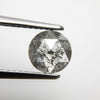 0.86ct Round Rose Cut Diamond