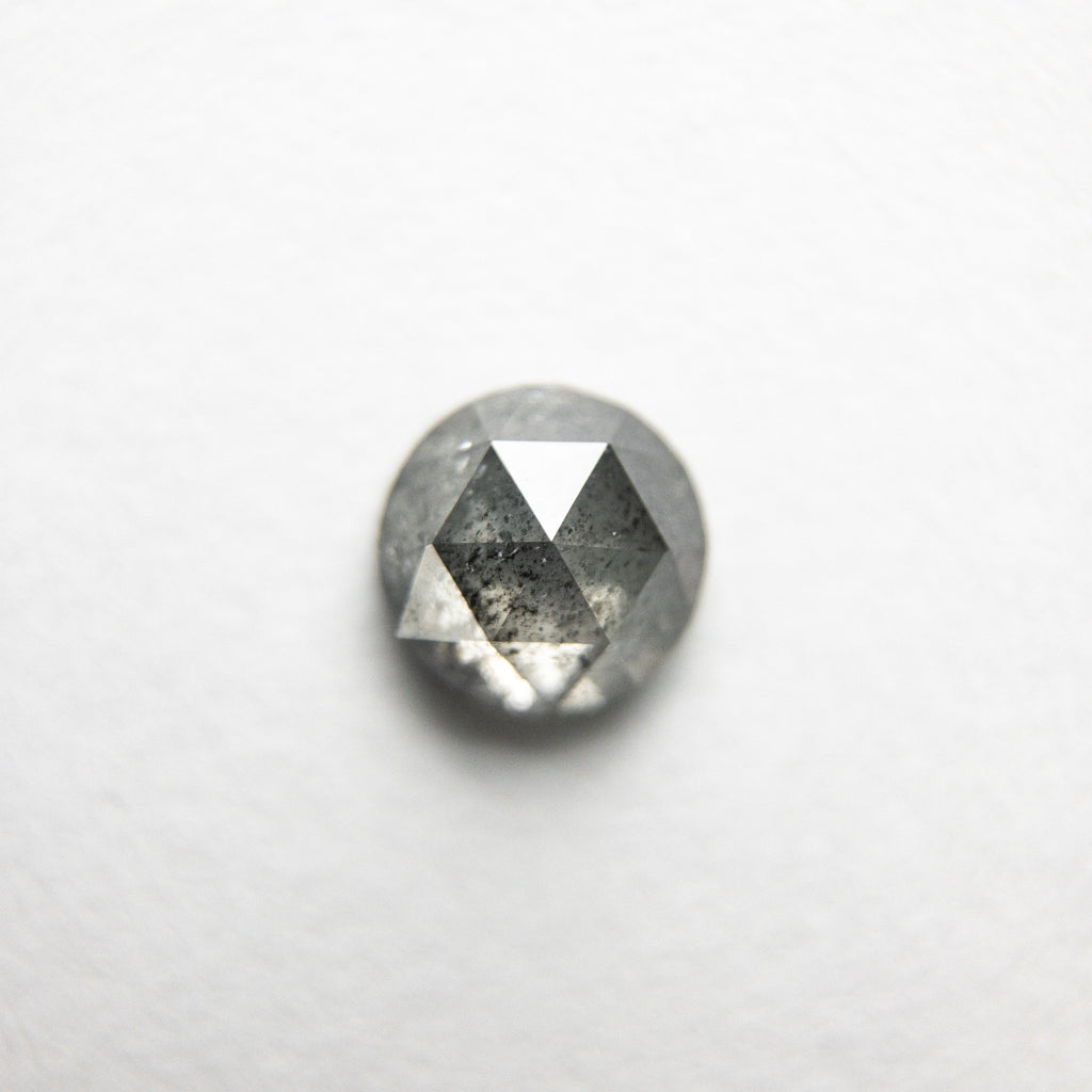 0.59ct Round Rose Cut Diamond