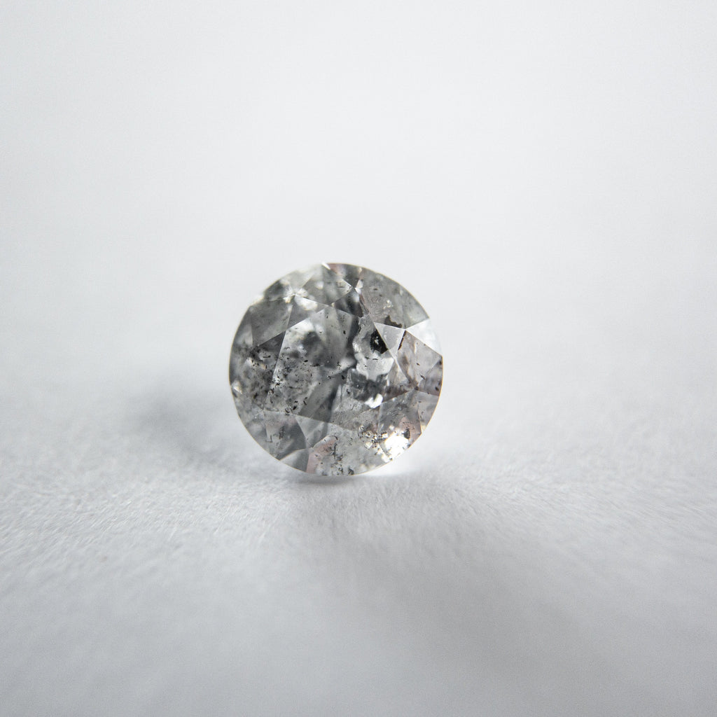 0.71ct Round Brilliant Cut Diamond