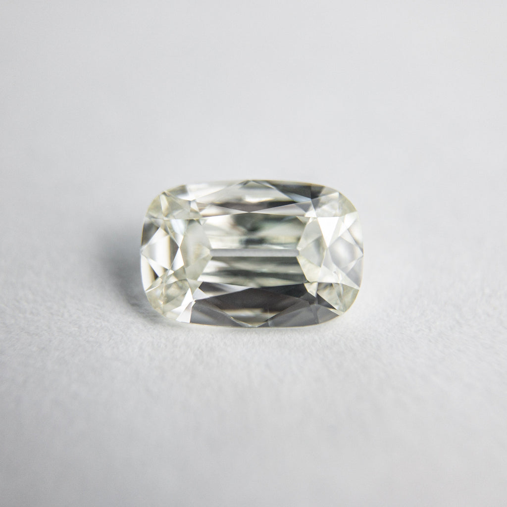 0.72ct Modern Old Mine Cut Diamond