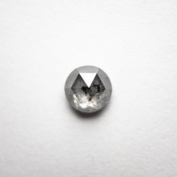 0.63ct Round Rose Cut Diamond