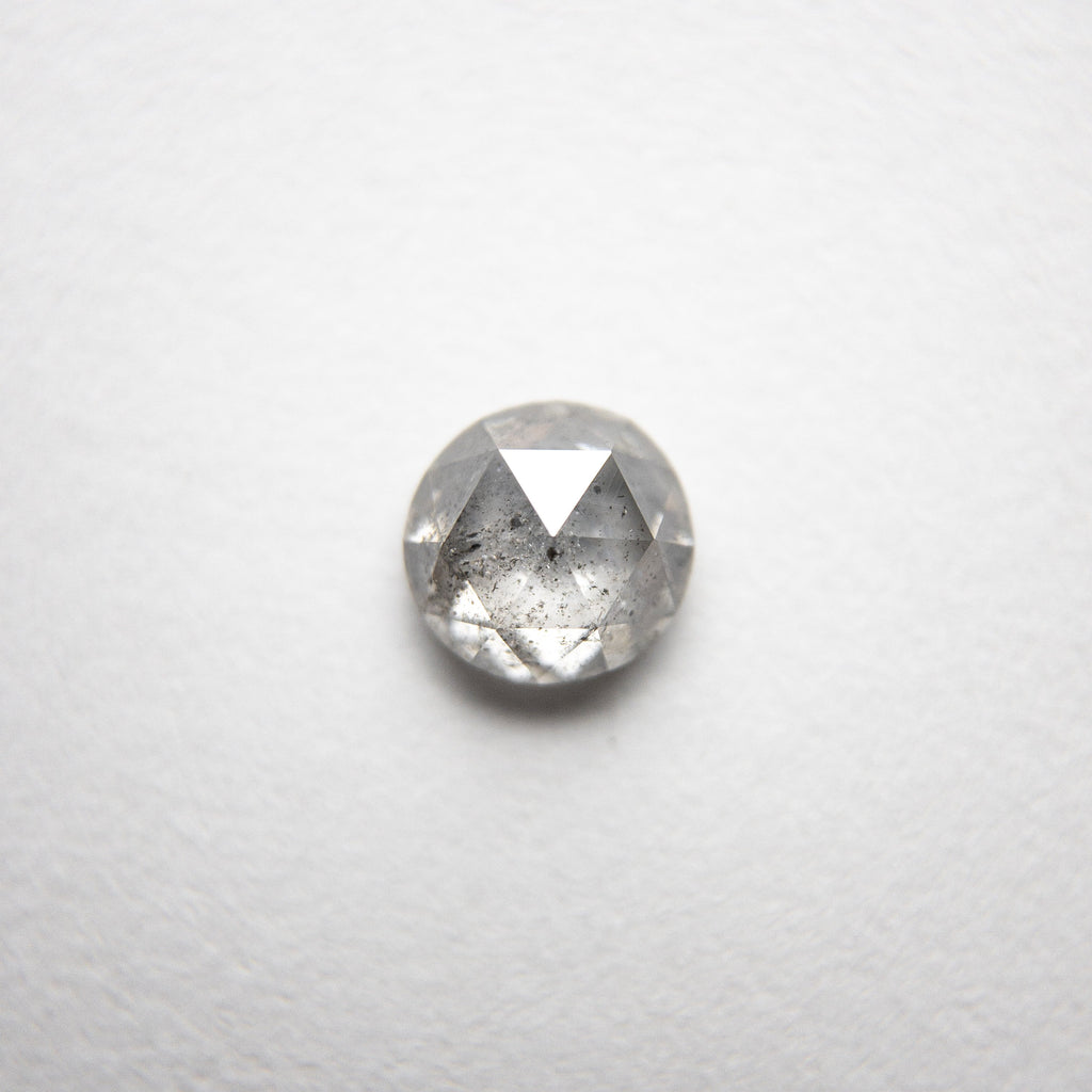 0.56ct Round Rose Cut Diamond