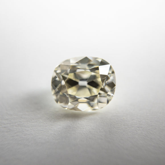 1.65ct 7.33x6.28x4.62mm VS Q-R Antique Old Mine Cut 18240-4