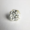1.21ct Octagon Brilliant Cut Diamond