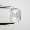 1.00ct Cut Corner Rectangle Step Cut Diamond