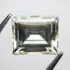 4.11ct 10.35x8.77x5.20mm VS2 N-O Carré Cut 18336-01