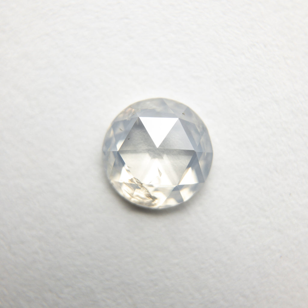 0.71ct Round Rose Cut Diamond