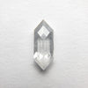 0.61ct 8.52x3.41x2.15mm Hexagon Rosecut 18386-05