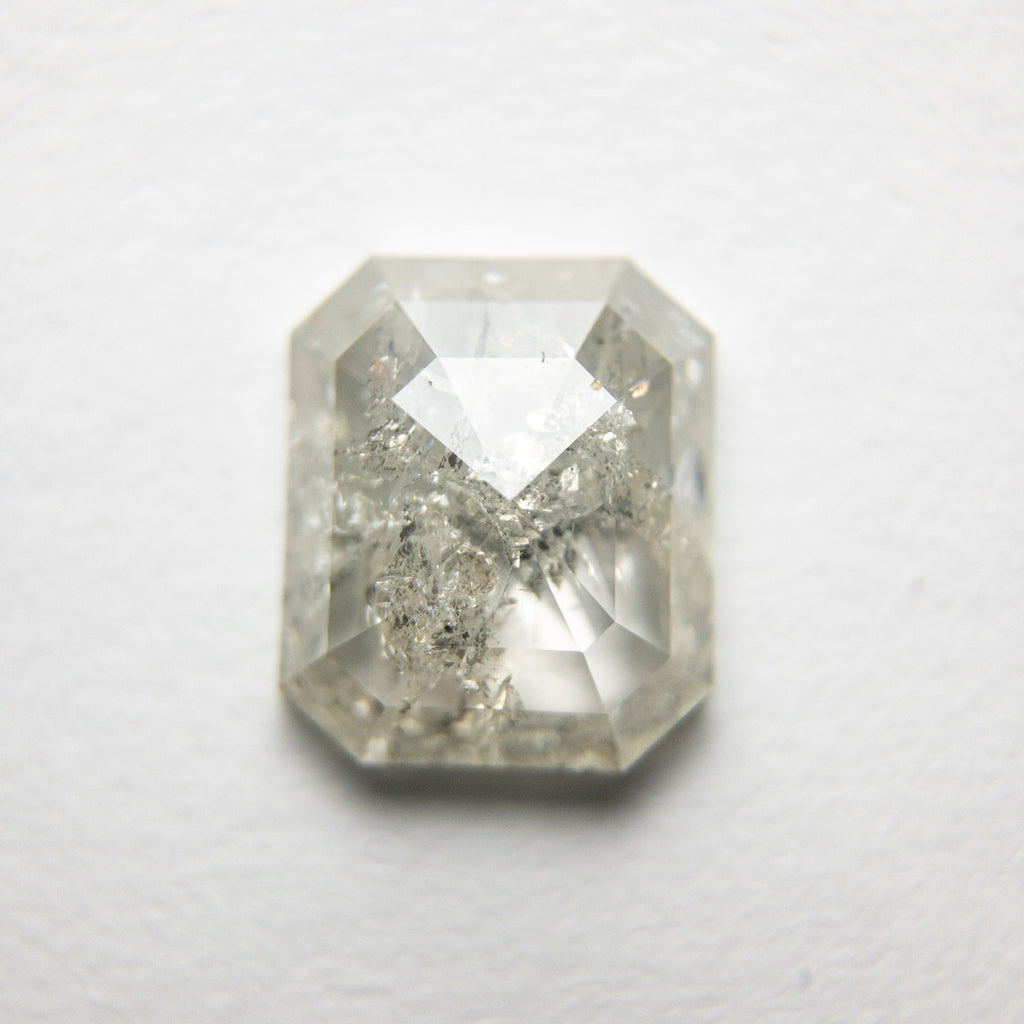 1.82ct 8.44x7.12x3.01mm Cut Corner Rosecut 18386-25
