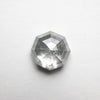 1.22ct Octagon Rose Cut Diamond