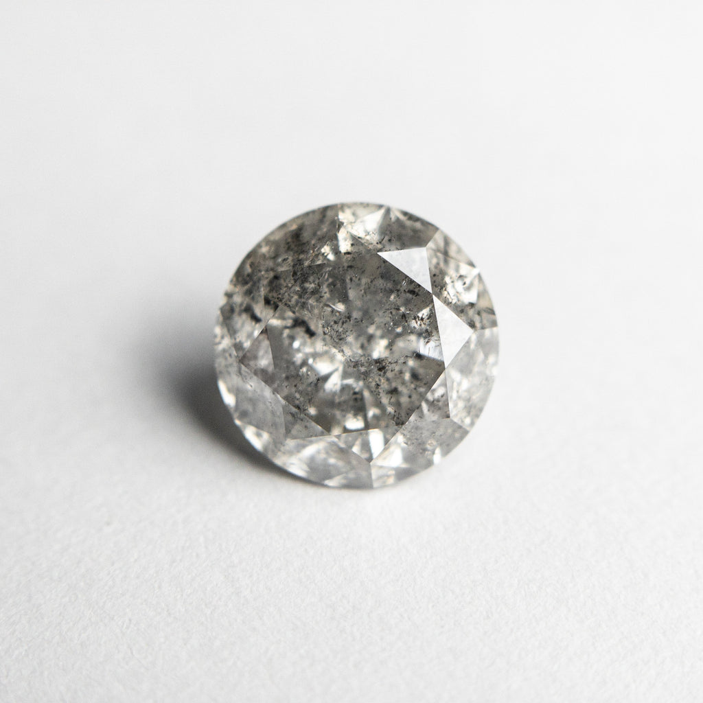 1.98ct Round Rose Cut Diamond