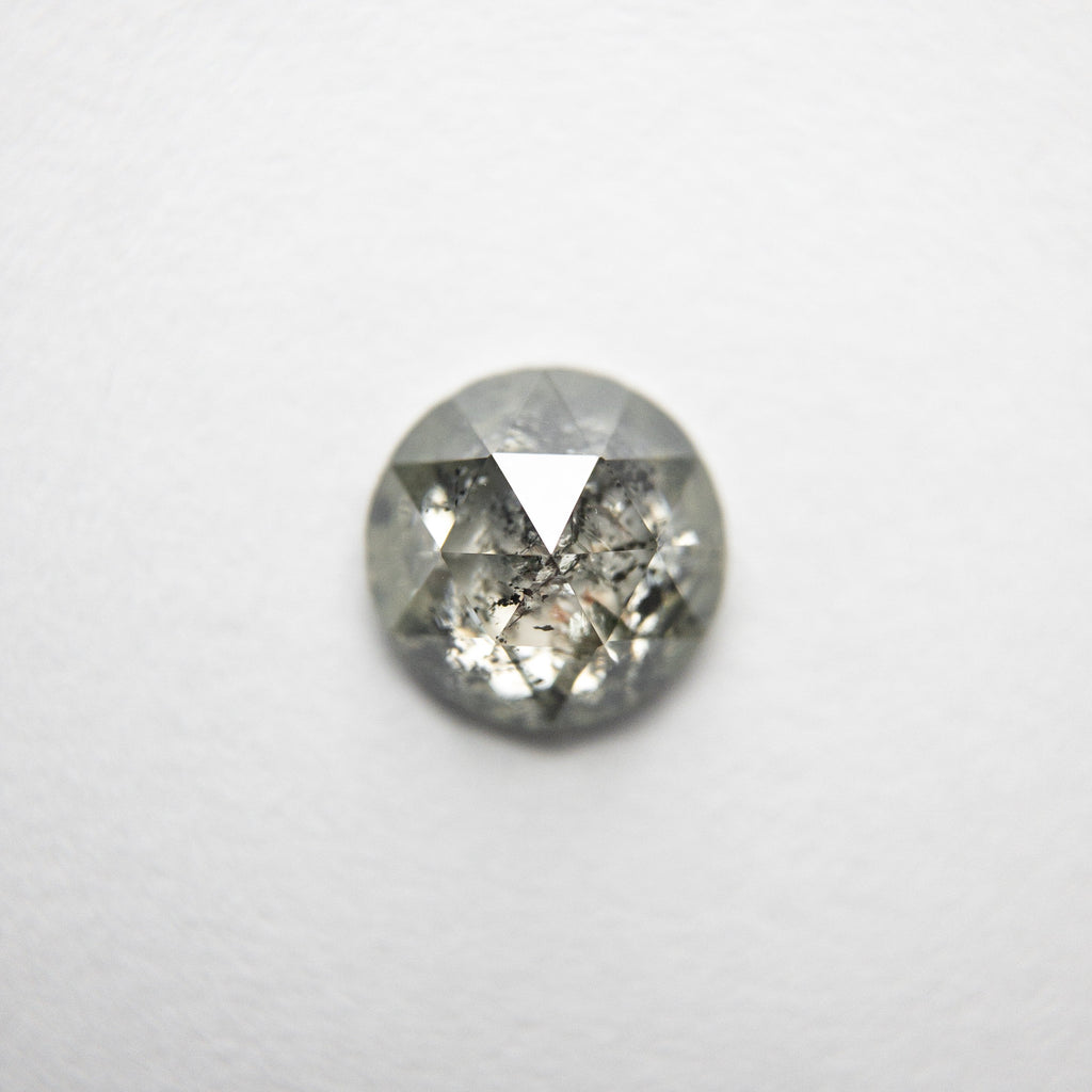 0.77ct 6.10x6.05x2.75mm Round Rosecut 18434-11