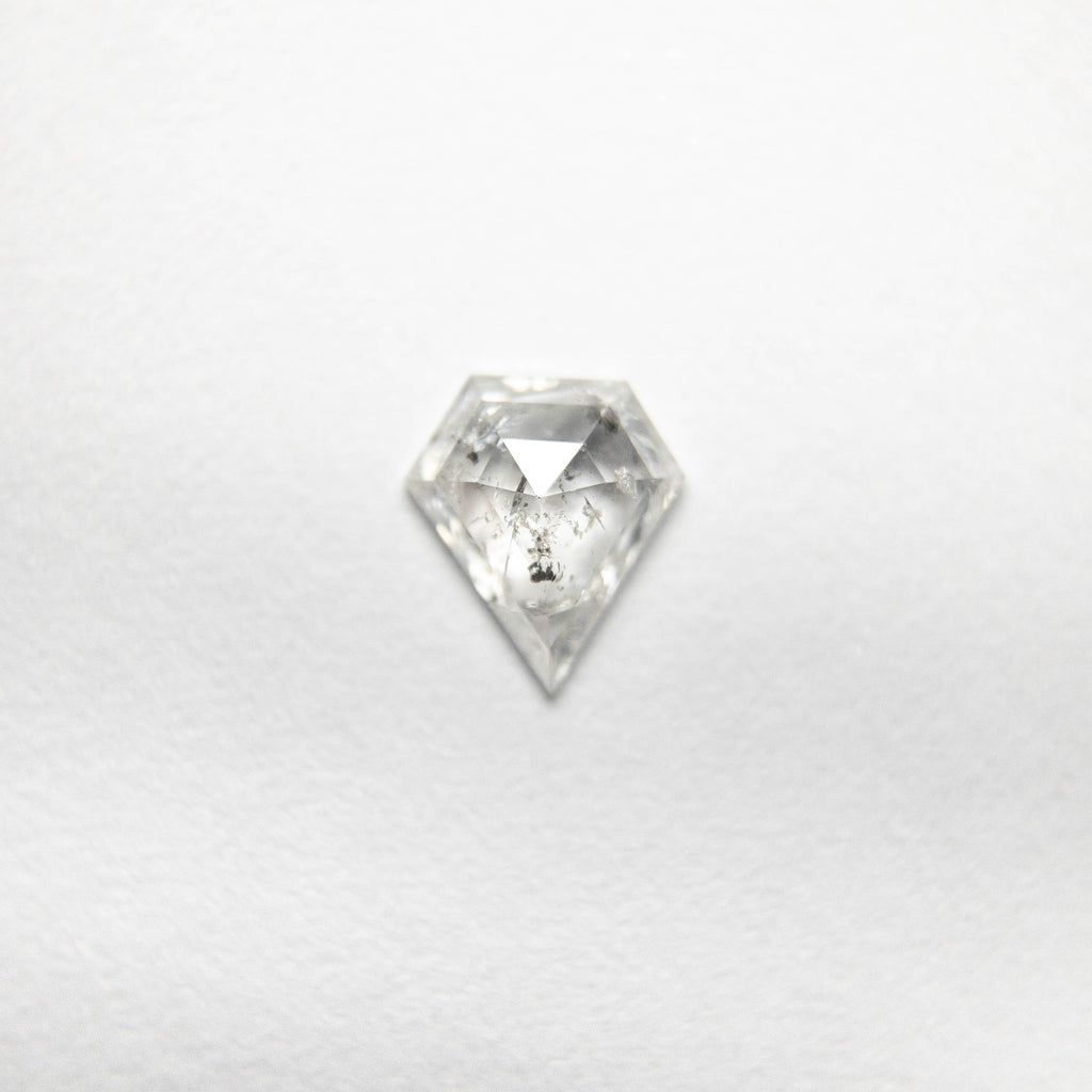 0.29ct 5.47x4.84x1.68mm Shield Rosecut 18493-08