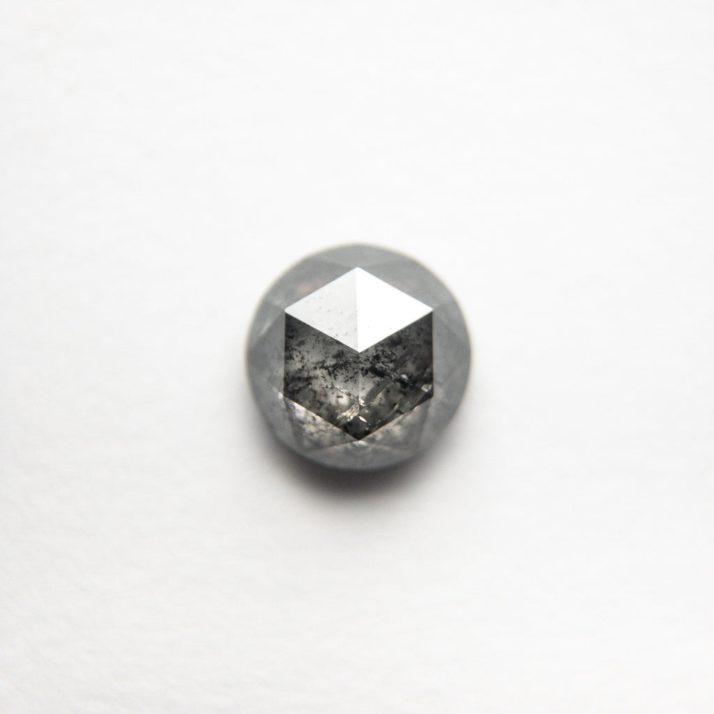0.90ct 5.65x5.69x3.03mm Round Rosecut 18728-15