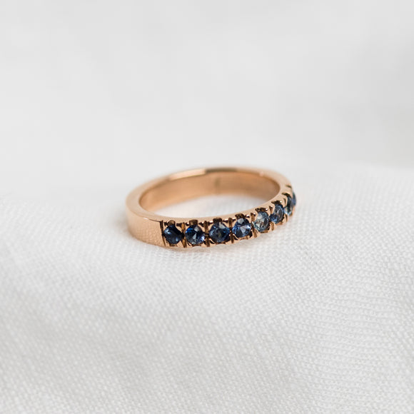 Beach Eternity Ring