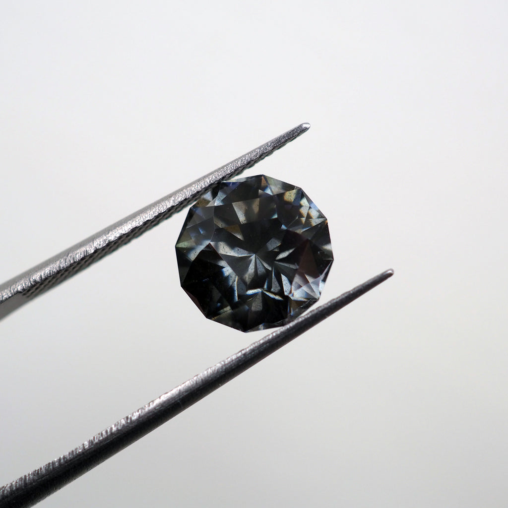 2.44ct Lab-Grown Stone, Moissanite