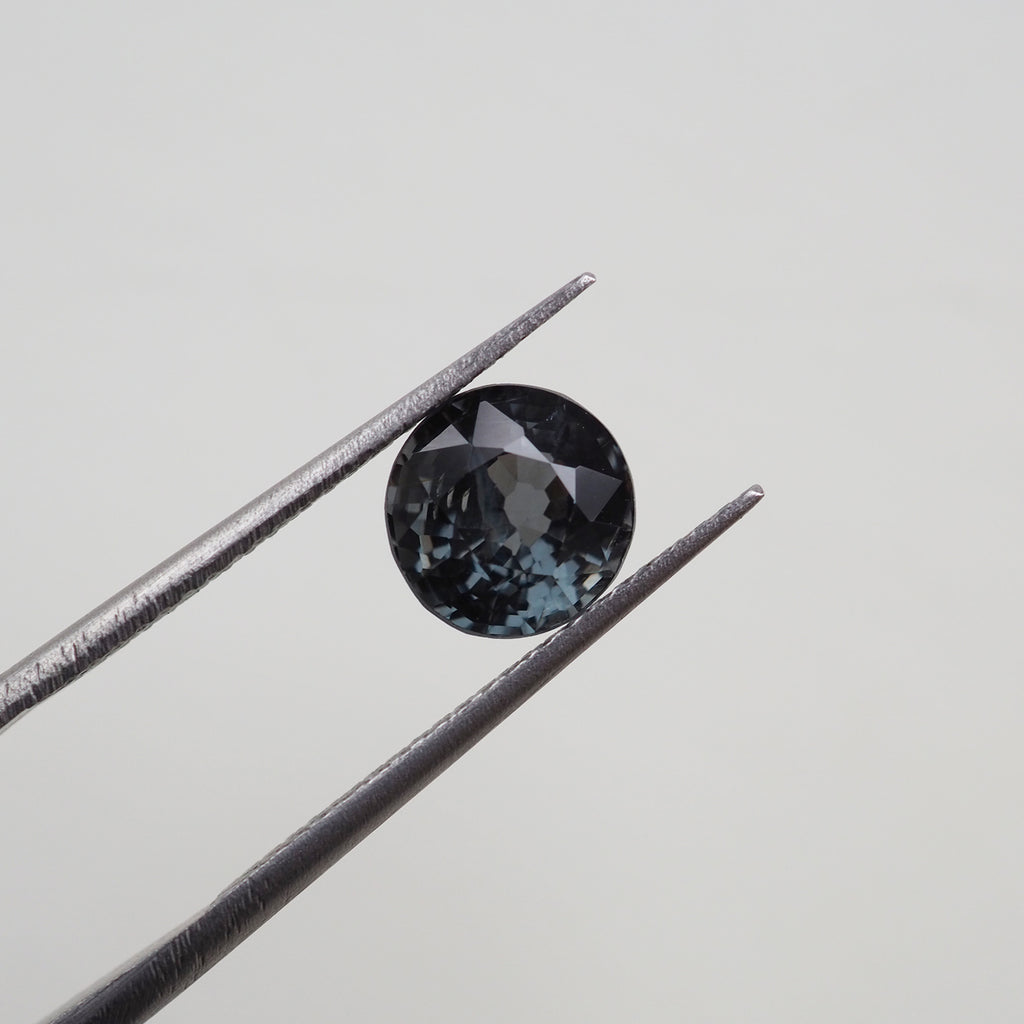 1.83ct Grey Burma Spinel