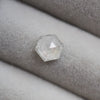 0.66ct Milky Diamond